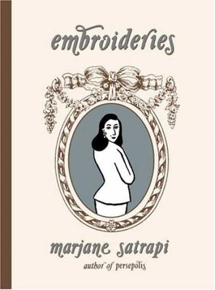 Bestselling Comics (2006) - Embroideries by Marjane Satrapi