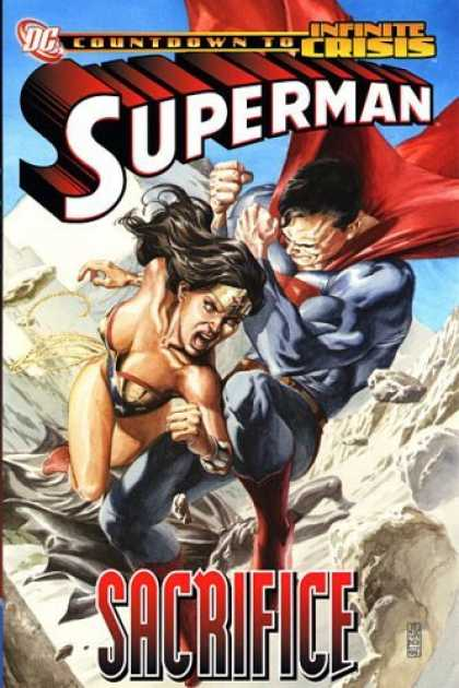 Bestselling Comics (2006) - Superman: Sacrifice (Infinite Crisis) (Superman (Graphic Novels)) by Greg Rucka - Series - Volume - Savior - Cryptonite - Power Couple