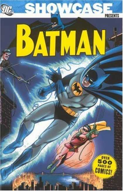 Bestselling Comics (2006) - Showcase Presents: Batman, Vol. 1 by Gardner Fox - Batman - Showcase - Electrolucated - 500 Pages - Skyline