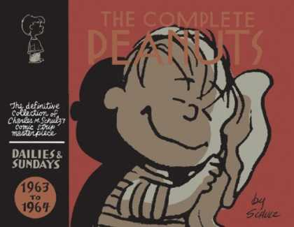 Bestselling Comics (2006) - The Complete Peanuts 1963-1964 by Charles M. Schulz - Peanuts - Linus - Charles Schultz - Newspaper Comics - Comic Collections