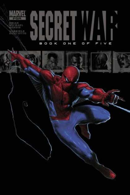 Bestselling Comics (2006) - Secret War by Brian Michael Bendis