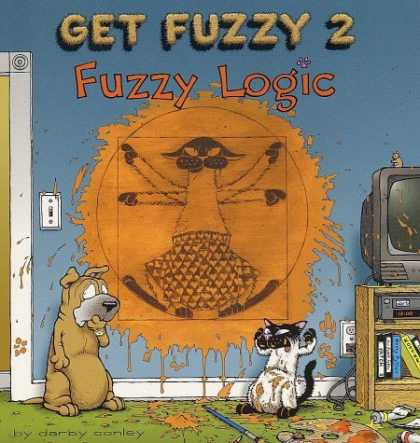 Bestselling Comics (2006) - Fuzzy Logic Get Fuzzy 2 by Darby Conley