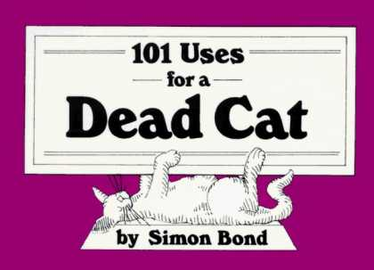 Bestselling Comics (2006) - 101 Uses for a Dead Cat by Simon Bond