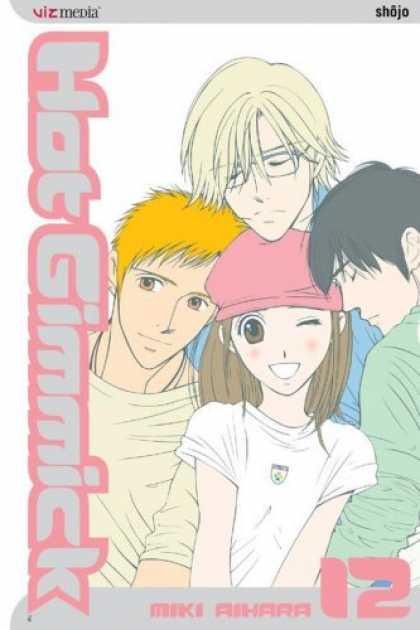 Bestselling Comics (2006) - Hot Gimmick, Volume 12 (Hot Gimmick (Paperback)) by Miki Aihara - Vizmedia - Hot Gimmick - Miki Fuhara - Girl - Boys