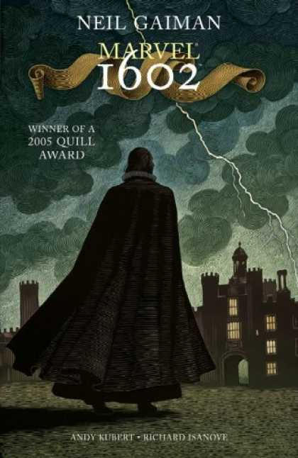Bestselling Comics (2006) - Marvel 1602 TPB (Quill Award Edition) by Neil Gaiman