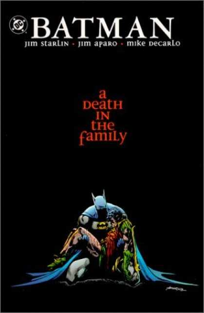 Bestselling Comics (2006) - Batman: A Death in the Family by Jim Starlin - Dc - Batman - Dc Comics - Jim Starlin - Jim Aparo