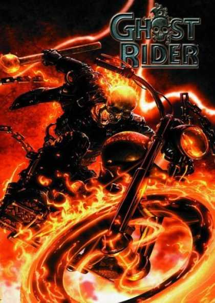Bestselling Comics (2006) - Ghost Rider: Road To Damnation Premiere HC (Ghost Rider) by Garth Ennis