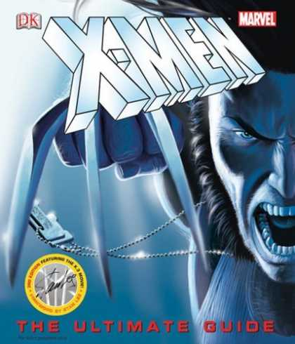 Bestselling Comics (2006) - X-Men: The Ultimate Guide (Ultimate Guides) by Peter Sanderson - Guide - Ultimate - Diamond - Necklace - Ghost