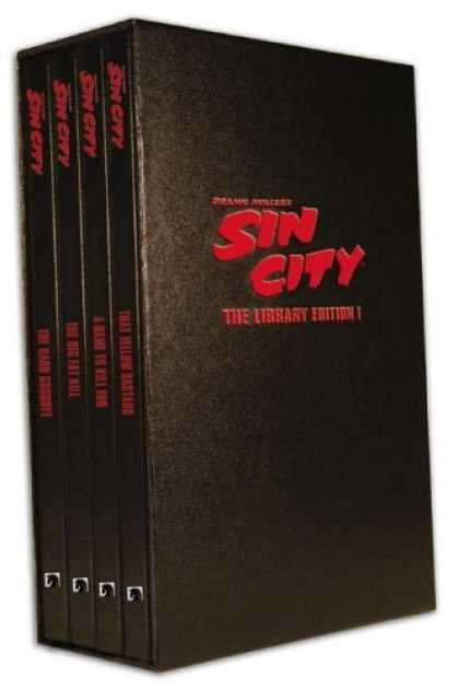 Bestselling Comics (2006) - Frank Miller's Sin City Library I by Frank Miller