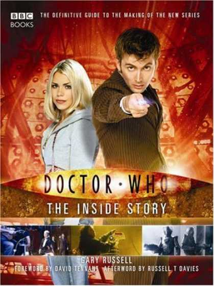 Bestselling Comics (2006) - Doctor Who: The Inside Story by Gary Russell
