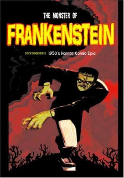 Bestselling Comics (2006) - The Monster of Frankenstein by Dick Briefer, David Jacobs, Alicia Jo Rabins, Edw