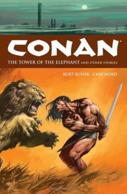 Bestselling Comics (2006) - Conan Volume 3: The Tower Of The Elephant And Other Stories (Conan (Graphic Nove