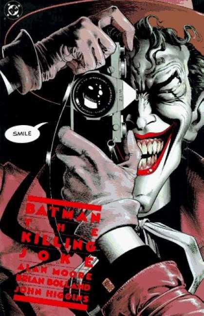 [PDF] [EPUB] The Killing Joke (Batman) Download