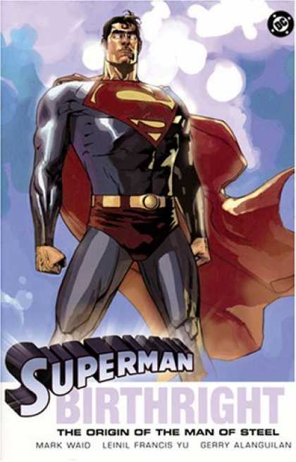 Bestselling Comics (2006) - Superman: Birthright (Graphic Novel) by Mark Waid