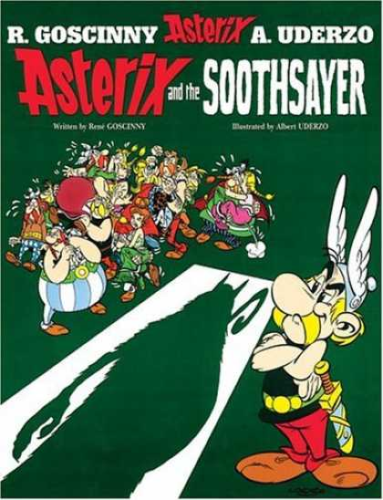 Bestselling Comics (2006) - Asterix and the Soothsayer (Asterix) by Rene Goscinny