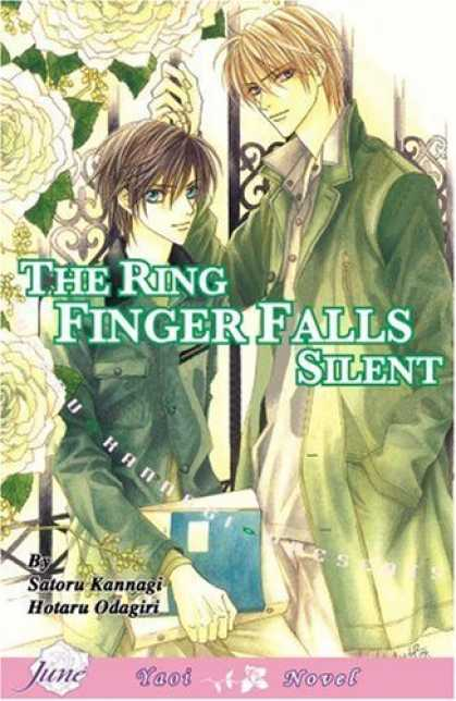 Bestselling Comics (2006) - Only The Ring Finger Knows Novel 3: The Ring Finger Falls Silent (Yaoi) by Sator