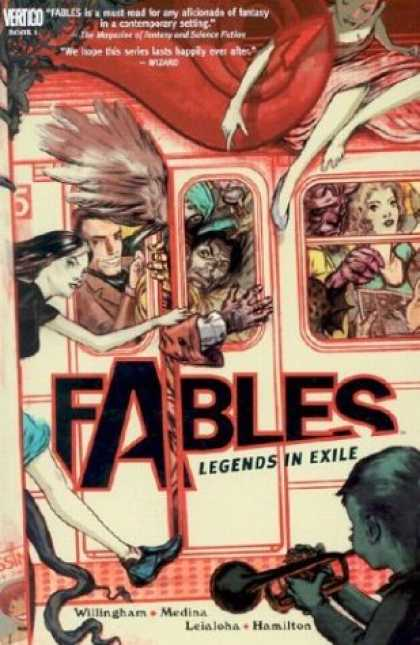 Bestselling Comics (2006) - Fables Vol. 1: Legends in Exile by Bill Willingham