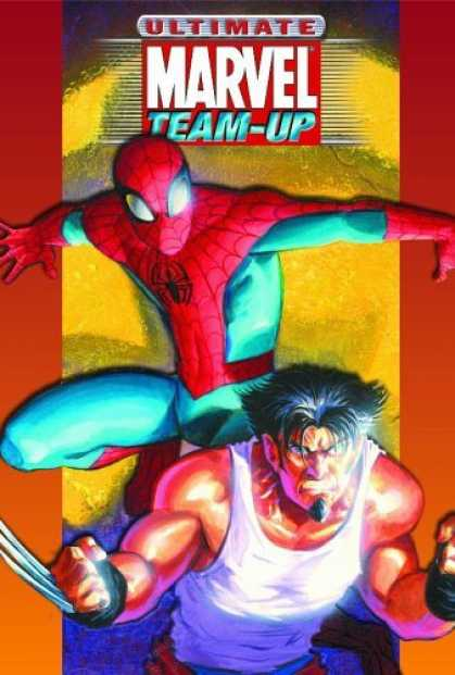 Bestselling Comics (2006) - Ultimate Marvel Team-Up Ultimate Collection TPB (Ultimate) by Brian Michael Bend