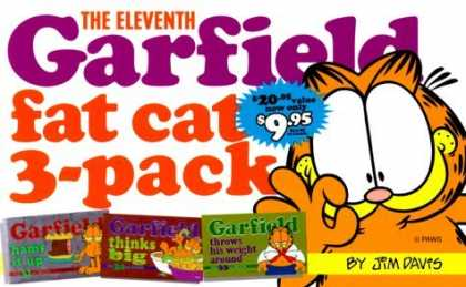 Bestselling Comics (2006) - The Eleventh Garfield Fat Cat 3-Pack: Contains: Garfield Strip Numbers 31, 32, a