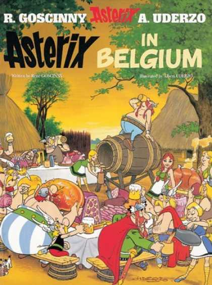 Bestselling Comics (2006) - Asterix in Belgium (Asterix) by Rene Goscinny
