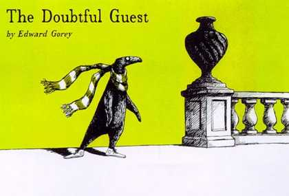 Bestselling Comics (2006) - The Doubtful Guest by Edward Gorey