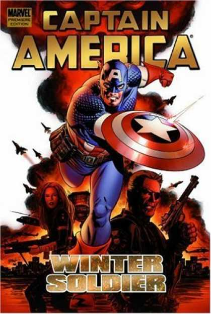 Bestselling Comics (2006) - Captain America: The Winter Soldier, Vol. 1 by Ed Brubaker