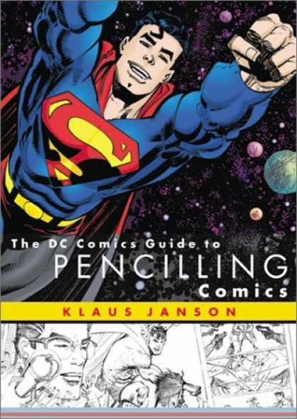 Bestselling Comics (2006) 718 - Superman - Pencilling Guide - Drawing - Comics - Dc