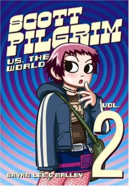 Bestselling Comics (2006) - Scott Pilgrim, Vol. 2: Scott Pilgrim Versus The World by Bryan Lee O'Malley