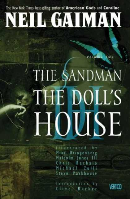 Bestselling Comics (2006) - The Sandman Vol. 2: The Doll's House by Neil Gaiman - Pig - Butter - Future Guns - Humen Rights - Killer