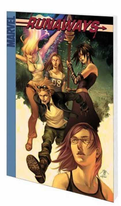 Bestselling Comics (2006) - Runaways Vol. 4: True Believers by Brian K Vaughan