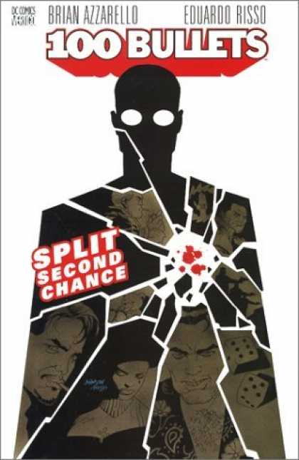 Bestselling Comics (2006) - 100 Bullets Vol. 2: Split Second Chance by Brian Azzarello - Brian Azzarello - Eduardo Risso - Split Second Chance - Broken Heart - Eyes