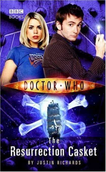 Bestselling Comics (2006) - Doctor Who: The Resurrection Casket (Doctor Who) by Justin Richards