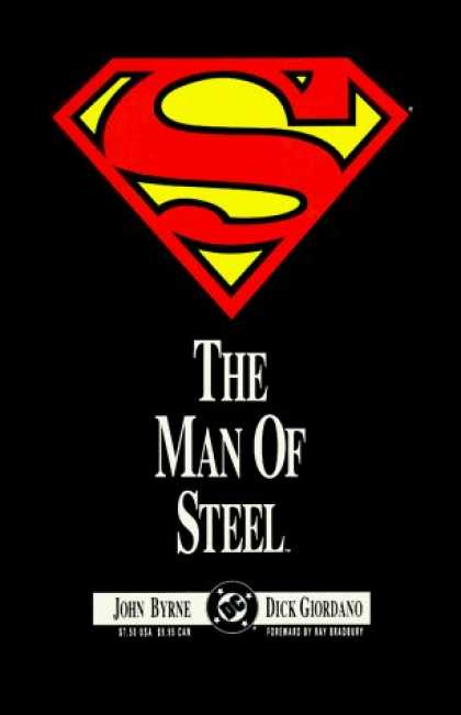 Bestselling Comics (2006) - Superman: The Man of Steel, Vol. 1 by John Byrne - Superman - The Man Of Steel - John Byrne - Dick Giordano - Ray Bradbury