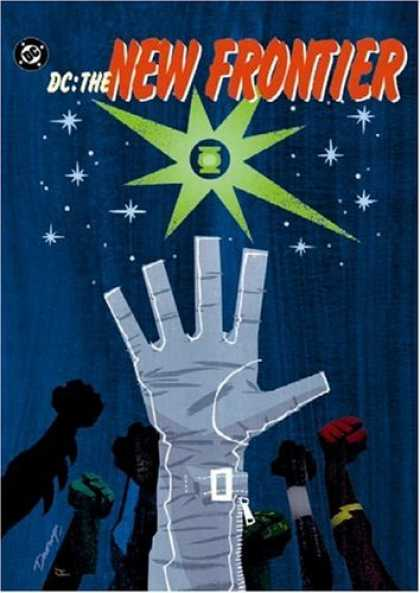 Bestselling Comics (2006) - DC: The New Frontier, Vol. 1 by Darwyn Cooke
