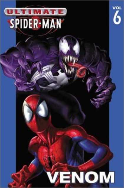 Bestselling Comics (2006) - Ultimate Spider-Man Vol. 6: Venom by Brian Michael Bendis