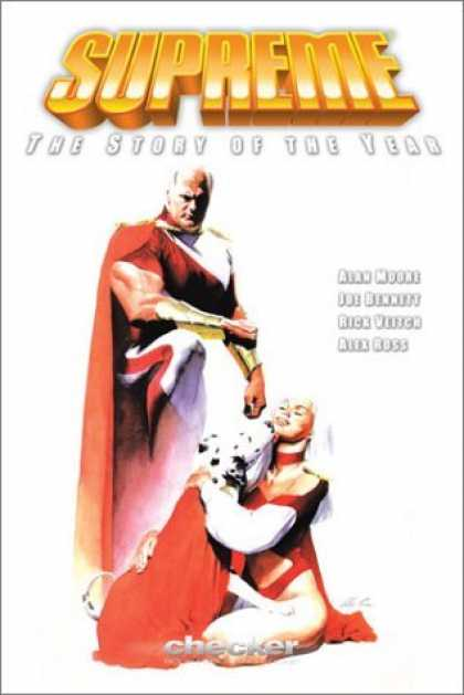 Bestselling Comics (2006) - Supreme: The Story of the Year by Alan Moore