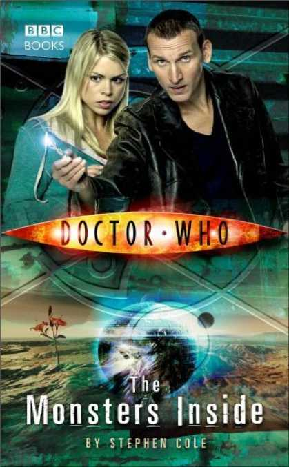 Bestselling Comics (2006) - Doctor Who: Monsters Inside (Doctor Who) by Stephen Cole
