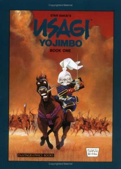 Bestselling Comics (2006) - The Ronin (Usagi Yojimbo, Book 1) by Stan Sakai