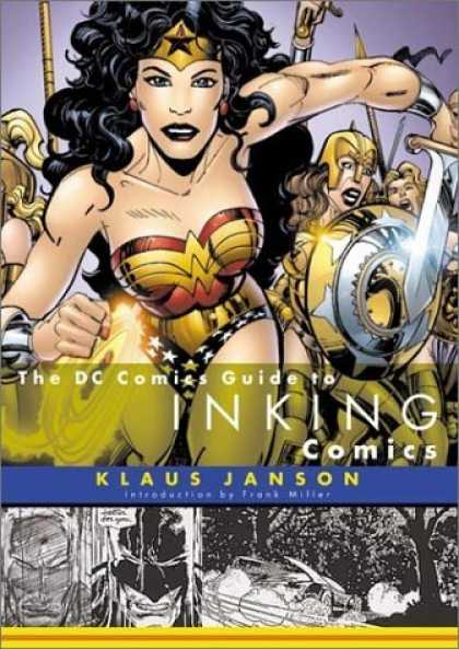 Bestselling Comics (2006) 790 - Wonder Woman - Inking Comics - Klaus Janson - Shield - Armor