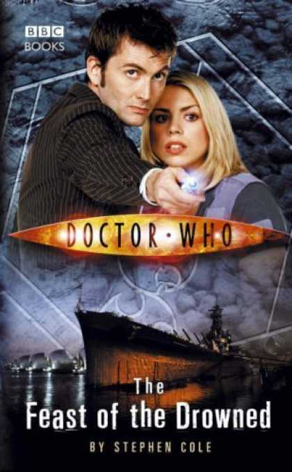 Bestselling Comics (2006) - Doctor Who: Feast Of The Drowned by Stephen Cole - Doctor Who - Bbc Books - Blonde - Couple - Feast Of The Drowned