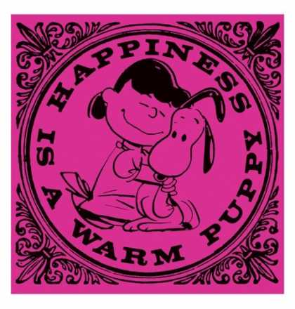 Bestselling Comics (2006) - Happiness is a Warm Puppy (Peanuts) by Charles M. Schulz