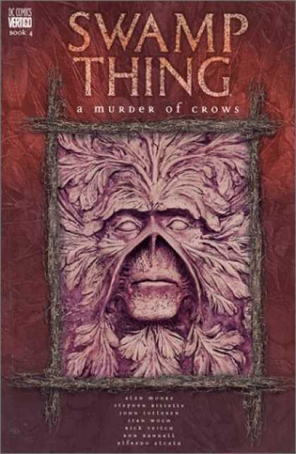 Bestselling Comics (2006) - Swamp Thing Vol. 4: A Murder of Crows by Alan Moore