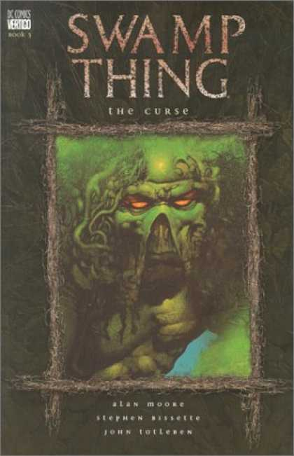 Bestselling Comics (2006) - Swamp Thing Vol. 3: The Curse by Alan Moore