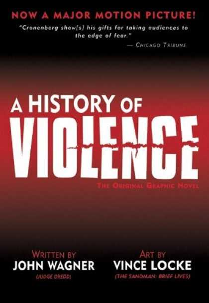 Bestselling Comics (2006) - A History of Violence by John Wagner - Motion Pictiure - A History Of Violence - Chicago Tribune - John Wagner - Vince Locke
