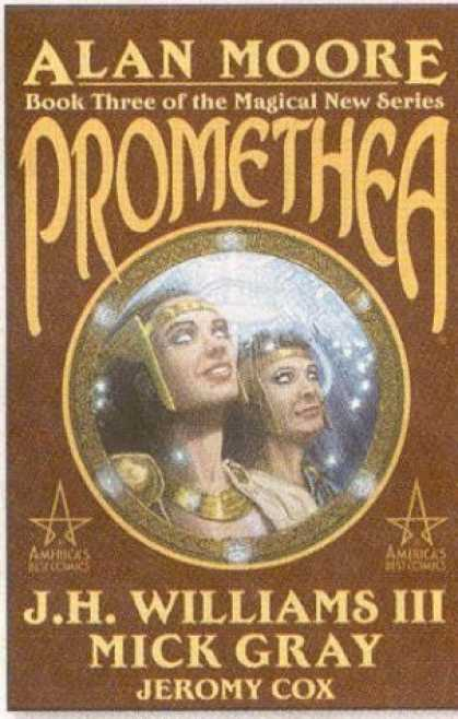 Bestselling Comics (2006) - Promethea (Book 3) by Alan Moore