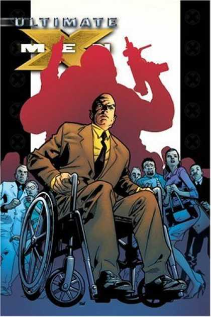 Bestselling Comics (2006) - Ultimate X-Men Vol. 12: Hard Lessons by Brian K Vaughan