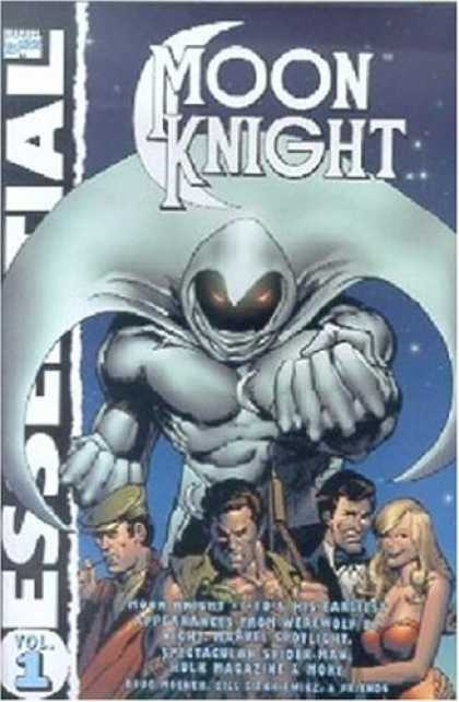 Bestselling Comics (2006) - Essential Moon Knight, Vol. 1 (Marvel Essentials) by Doug Moench