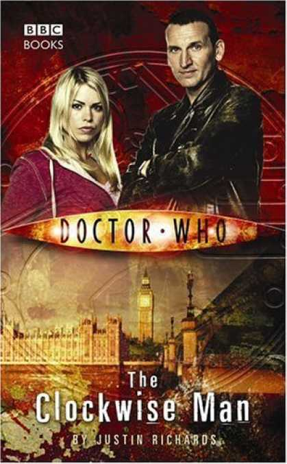 Bestselling Comics (2006) - Doctor Who: The Clockwise Man by Justin Richards - Bbc Books - The Clockwise Man - Justine Richards - Buildings - Man