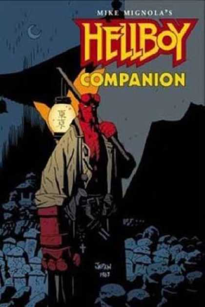 Bestselling Comics (2006) - The Hellboy Companion (Hellboy (Graphic Novels)) by Jason Hall