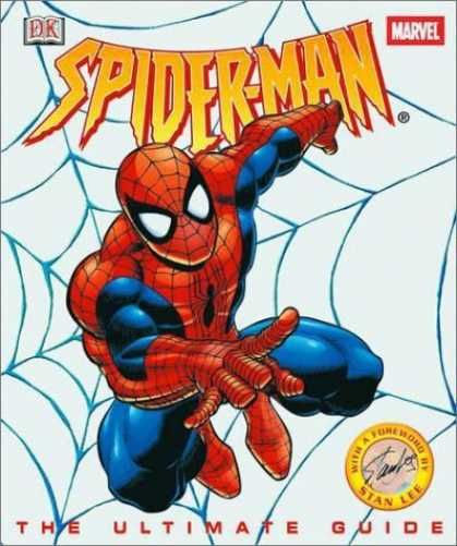 Bestselling Comics (2006) - Spider-Man: The Ultimate Guide by Tom DeFalco - Spider-man - Marvel - Web - The Ultimate Guide - Stan Lee